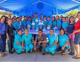 El HRJT rinde homenaje a las enfermeras en su día