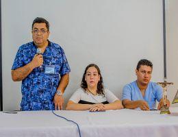 El HRJT juramentó al Comité de Seguridad y Salud en el Trabajo