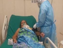 HOSPITAL COVID DE TUMBES TIENE CAPACIDAD PARA ATENDER UN TOTAL DE 51 PACIENTES INFECTADOS CON EL NUEVO CORONAVIRUS