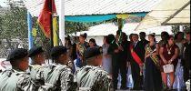 HRT participo en acción cívica en apoyo de nuestros hermanos del distrito de Casitas.