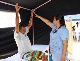 El HRJT participó de Acción Cívica Regional por una Cultura de Paz