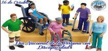 """Con pasacalle, HRT II-2 """"JAMO"""" celebra Día Nacional de las Personas con Discapacidad."""