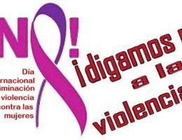 CAMINATA DE SENSIBILIZACIÓN EN CONMEMORAMOS EL DÍA INTERNACIONAL DE LA ELIMINACIÓN DE LA VIOLENCIA CONTRA LA MUJER