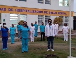 """REACTIVAN UNIDAD DE HOSPITALIZACIÓN EN SALUD MENTAL EN H.R.T. """"JAMO"""""""