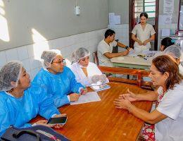 El HRJT toma medidas correctivas para la desinfección de la Unidad de Nutrición y Dietética