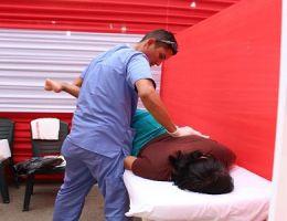 Más de 300 personas se atendieron en campaña médica binacional