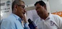 GOBERNADOR REGIONAL INFORMO A NIVEL NACIONAL SOBRE LOS CASOS DE DENGUE EN LA REGION DE TUMBES.