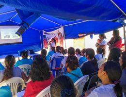 El HRJT realiza una capacitación sobre la tuberculosis al personal asistencial